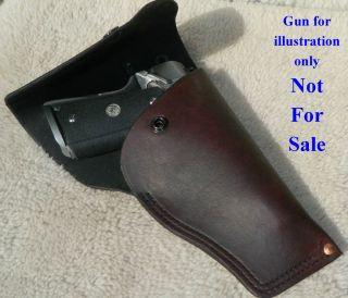 Holster Flap Leather Colt 1911 Combat Commander 4 1 4 SPR Gi Champion