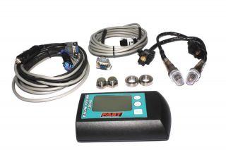 Wide Band Dual O2 Sensor Digital Diesel Air Fuel Meter 170702