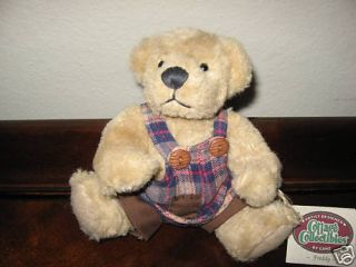 Ganz Cottage Collectibles Teddy Bear Freddy MWT