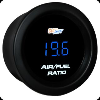 ford other replacement sensors blue digital air fuel ratio gauge