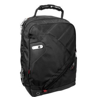 Ful Deluxe Laptop Backpack Black NWD
