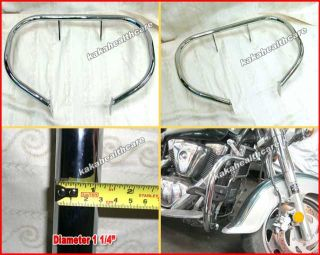 Suzuki C90 LC VL1500 Highway Engine Guard Crash Bar