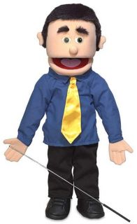 25 Pro Puppets Full Body Dad Puppet George