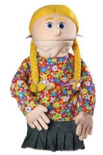 30 Pro Puppets Full Half Body Puppet Cindy