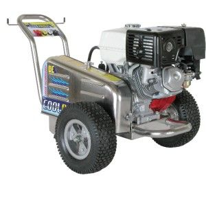 Gas Pressure Washer Honda GX390 13HP Up to 4000PSI 4GPM Belt Cool