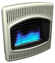 Blue Flame Vent Free Natural Gas Space Heater New CBN20 20KBTU