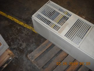 CF653C 3VJ29 65 000 BTU Natural Gas Wall Furnace Top Vent 16534