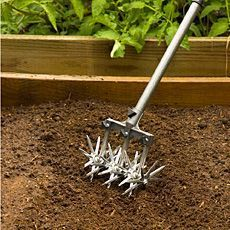 Lewis Tools Yard Butler RC 3 Rotary Garden Cultivator