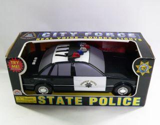 Funrise State Police Series California Highway Patrol Police