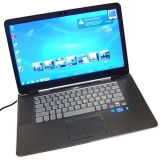 XPS 15Z 16 Laptop Computer Core i5 Dual 2.3 Ghz 500 GB 6 GB Windows 7
