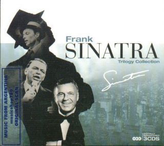 Frank Sinatra Trilogy Collection 3 CD Set Greatest Hits