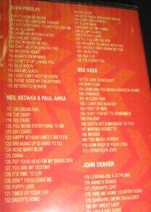 The Platters Matt Monroe Tom Jones DVD Karaoke 200 Song