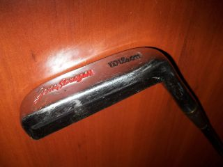 Vintage Gene Sarazen Wilson Putter Original Grip Shaft