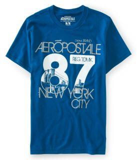 AEROPOSTALE 1987 Aero 87 Original New York City Graphic T Shirt XL NWT