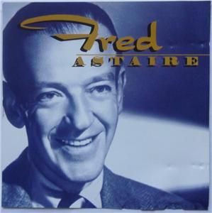99¢CD Fred Astaire Self Titled Pop Standards Vocals VGD Picture Disc