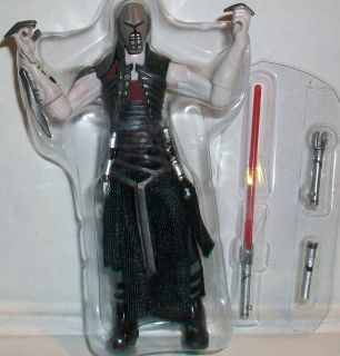 Star Wars Evolutions SITH LORD Galen Marek The Force Unleashed Vaders