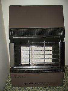 15 000 BTU Propane LP Gas Wall Mounted Ventless Heater