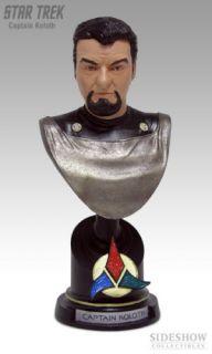 Star Trek Captain Koloth Klingon Bust Sideshow