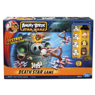 Angry Birds Death Star Jenga Game Code to Unlock App Included