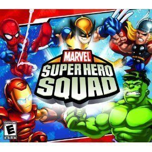 Marvel Superhero Squad Arcade PC Games Brand New 705381199601