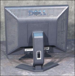 Dell 17 Model E176FPF TFT LCD Flat Panel Monitor 1280 x 1024