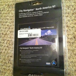 Garmin City Navigator North America NT Maps
