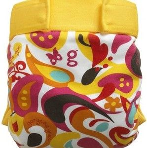 gDiapers Gflutter Small Cloth Diaper Liner New Newborn