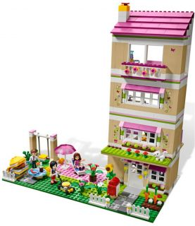 LEGO Friends 3315 Olivias House NEW IN BOX Expedited Shipping