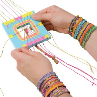 Bracelet Making Kit Alex Toys Friends 4 Make Colorful Friendship