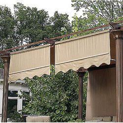 Garden Oasis Deluxe Pergola I Replacement Canopy