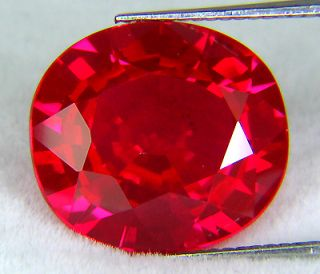 Red Ruby Oval 7 02 cts EPS877 Quality Gems Loose Gemstones