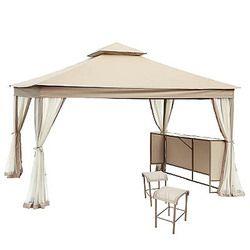 Laurel Park 10 x 12 Gazebo Replacement Canopy