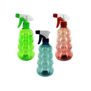 New Wholesale Case Lot 48 Colored Sprayers Spray Bottles