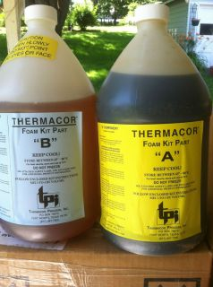 Thermacor Expanding Foam Kit 8 Gallons