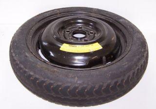 92 93 94 Subaru Legacy Spare Donut Tire Wheel Rim