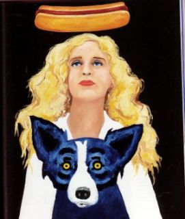 Blue Dog Love George Rodrigue Art New Hardcover 1584790881