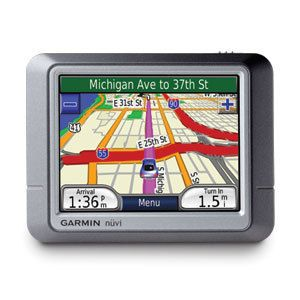 Garmin nuvi 260,3.5, GPS,North America mapping, text to speech