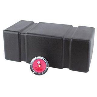 New Jaz Street Rod Polyethylene Fuel Cell Tank 16 Gallon 25 x 17 x 9