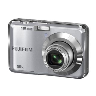 Fujifilm FinePix AX350 16 0 MP Digital Camera New 4GB SD Card 720P HD