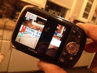 Fujifilm XP10 Waterproof Digital Camera LCD Issues