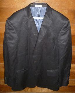 Geoffrey Beene Mens Blazer Sport Coat Green Size 42L