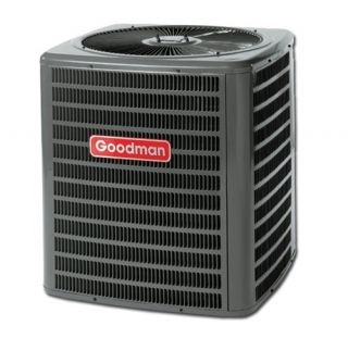 Goodman Garrison GX GSZ130361 3 Ton 13 SEER R 410A Heat Pump New in