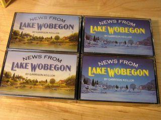 Wobegon Audio Cassee Box Se Garrison Keillor NPR PHC Kechup