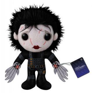 Funko Edward Scissorhands Plushies Plush Doll Johnny Depp Tim Burton