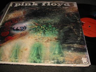 Pink Floyd A Saucerful of Secrets Tower B2 LP 1968