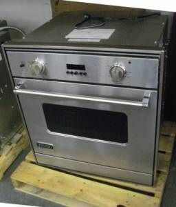 30 Professional Series Stainless Steel Single Gas Wall Oven