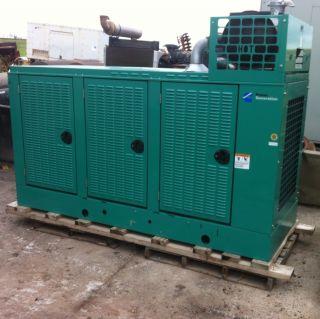 125KW ONAN CUMMINS Natural Gas Generator