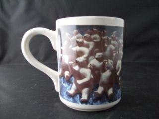 Gibson Coca Cola Coke Polar Bears Relaxing Coffee Mug