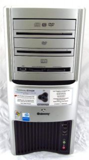Gateway 835GM Desktop PC Intel Core 2 Duo 2 8GHz 1GB RAM 160GB Hard