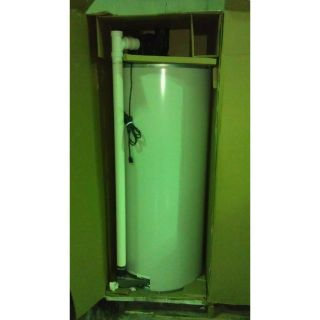 PRN075G 75 Gallon Power Vent Natural Gas Water Heater 115 60 1